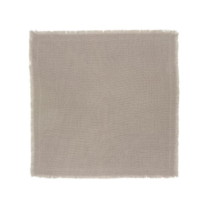 Serviette de table en coton double tissage IB Laursen