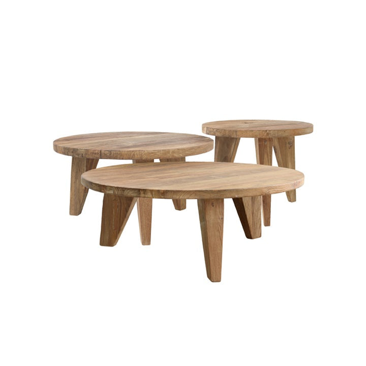 Table basse en bois HK Living