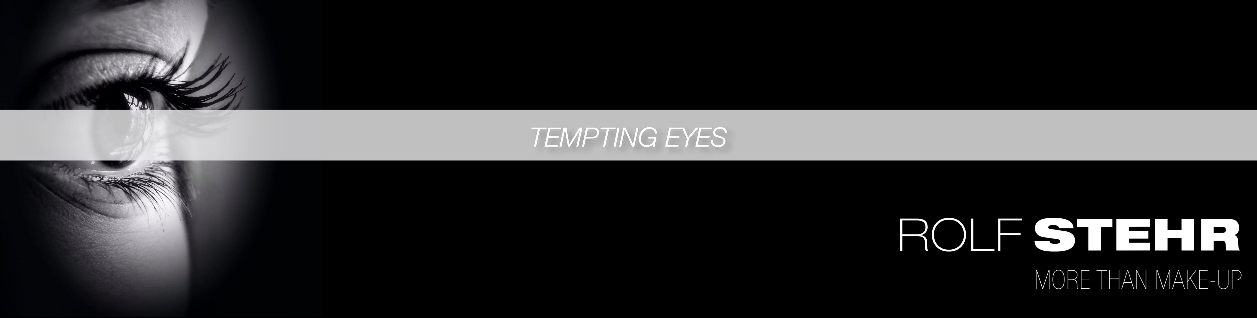 RS More than Make up - Tempting Eyes - TESTER