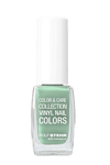 RS Vinyl Nail Color Peppermint 020