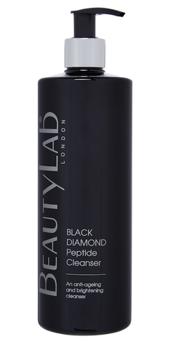 BeautyLab - Black Diamond Peptide Cleanser 500ml KABINE