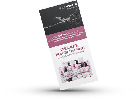 RS SpaConcept - Cellulite Training Cards (10Stk.)