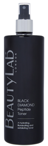 BeautyLab - Black Diamond Peptide Toner 200ml