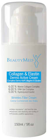 BeautyMed - Dermo Active Cream Collagen & Elastin 150ml KABINE