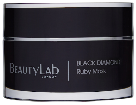 BeautyLab - Black Diamond Ruby Mask 50ml