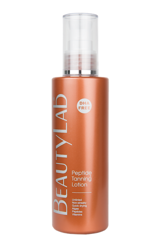 BeautyLab - Peptide Tanning Skin Tanning Lotion DHA-FREE 200ml