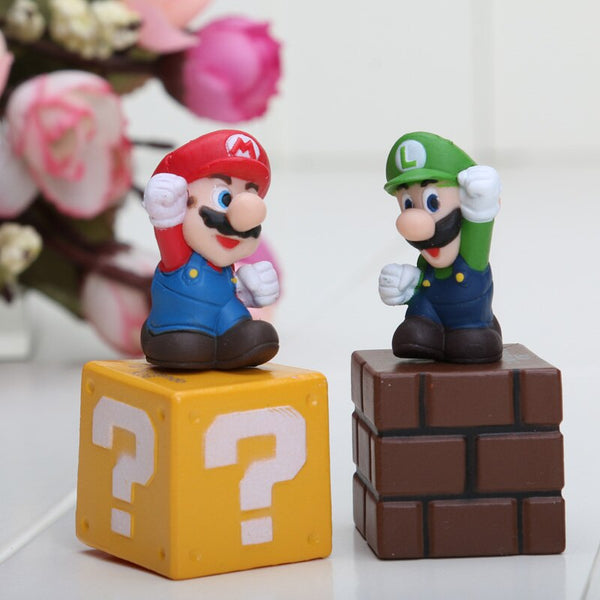 Super Mario Bros - Figure