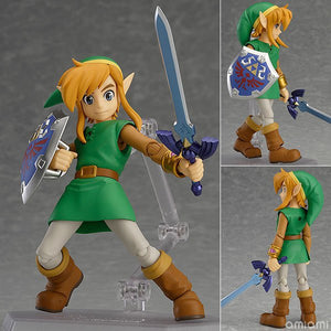 The Legend of Zelda Link A Link Between Worlds - Figure