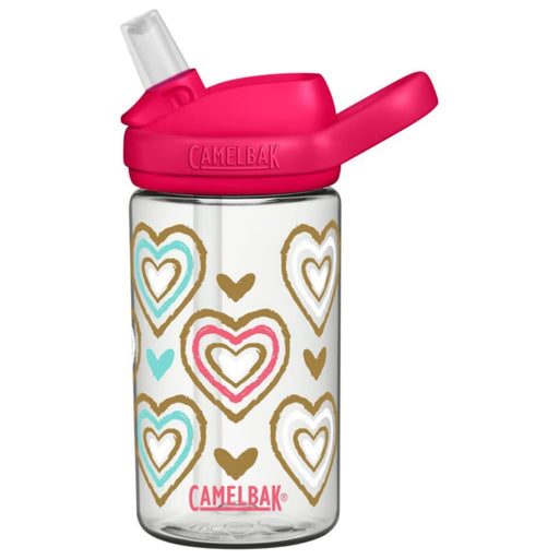 CAMELBAK EDDY DRINK BOTTLE 400MLS - HEARTS