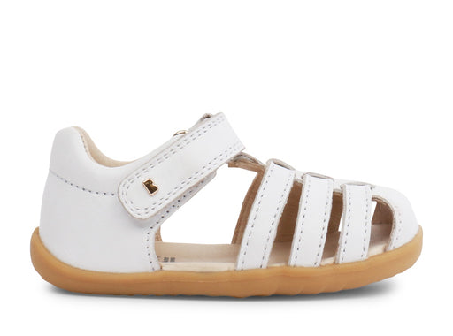 BOBUX STEP UP JUMP SANDAL - WHITE
