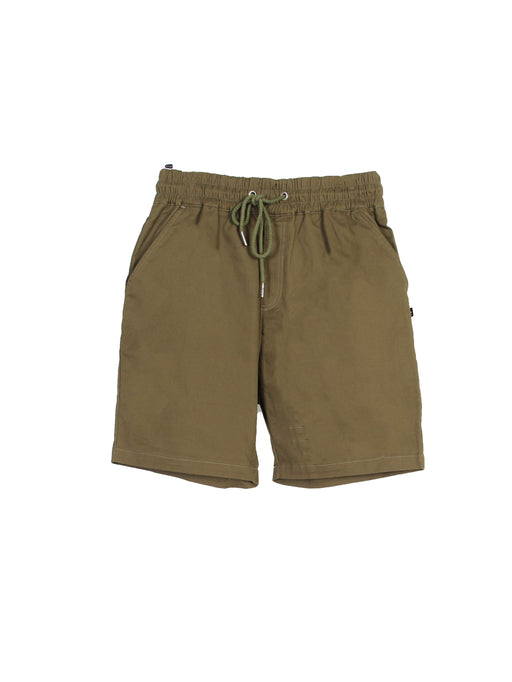 MINI FED TRAVELLER SHORT KHAKI