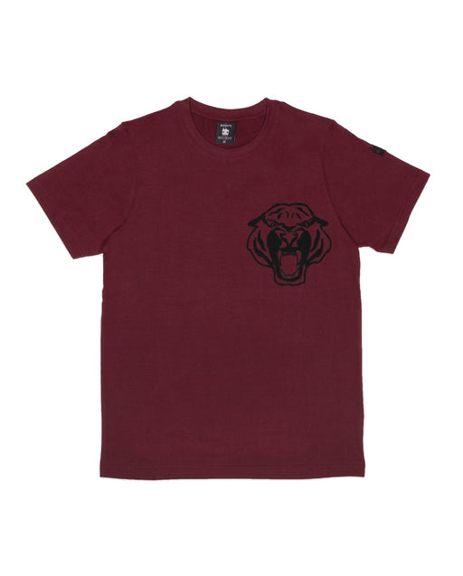 BAND OF BOYS BANDITS MAROON BENGAL TEE