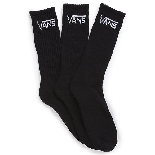 VANS YOUTH SOCKS - BLACK