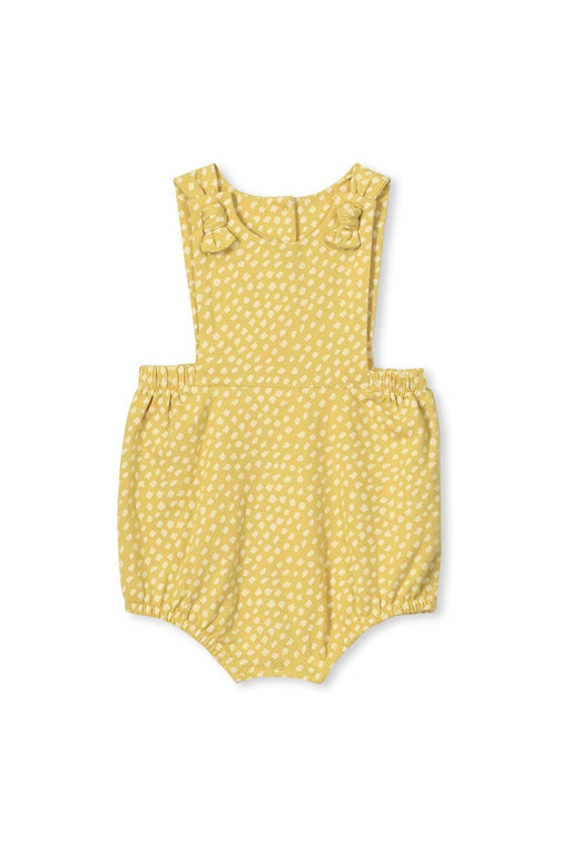 MILKY BABY SPOT PLAYSUIT CHATRUSE