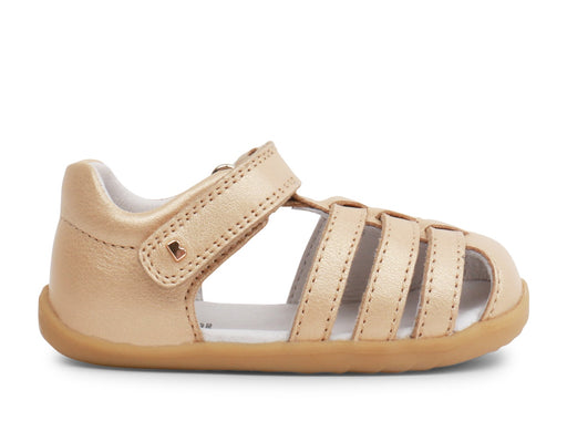 BOBUX STEP UP JUMP SANDAL - GOLD