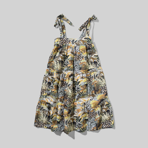 MUNSTER LUCA DRESS JUNGLE TIGER