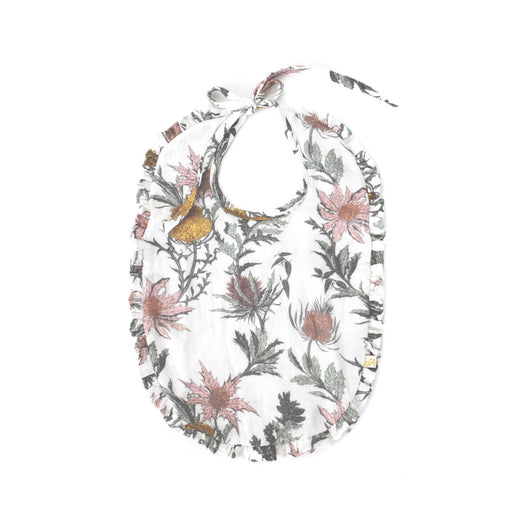 ALEX AND ANT FLORAL BIB