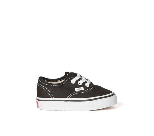 VANS KIDS TODDLER AUTHENTIC BLACK