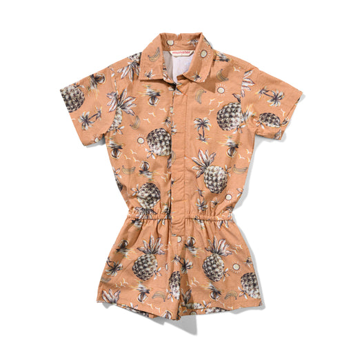 MUNSTER REEF JUMPSUIT PINEAPPLE (PRE ORDER)
