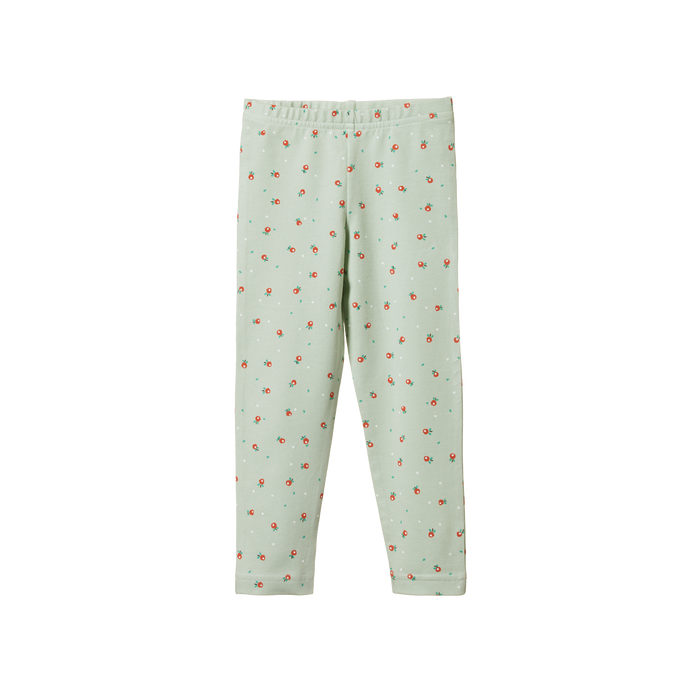 NATURE BABY LEGGINGS POSEY BLOSSOM PRINT CHILD