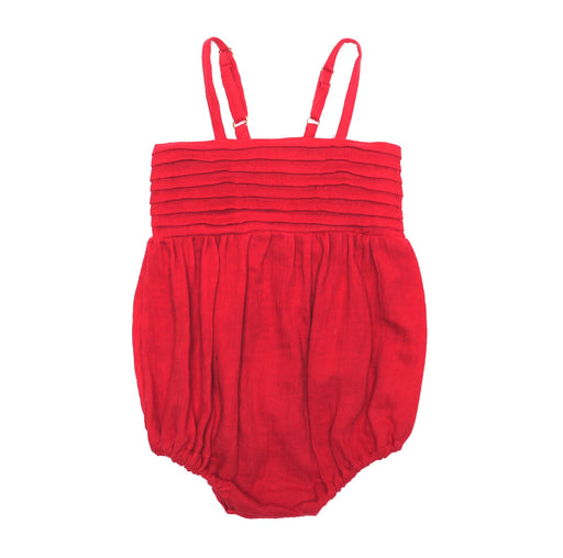 ALEX & ANT SOPHIE PLAYSUIT - RED