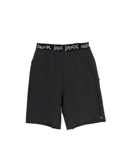 MINI FED DAY SHORT BLACK