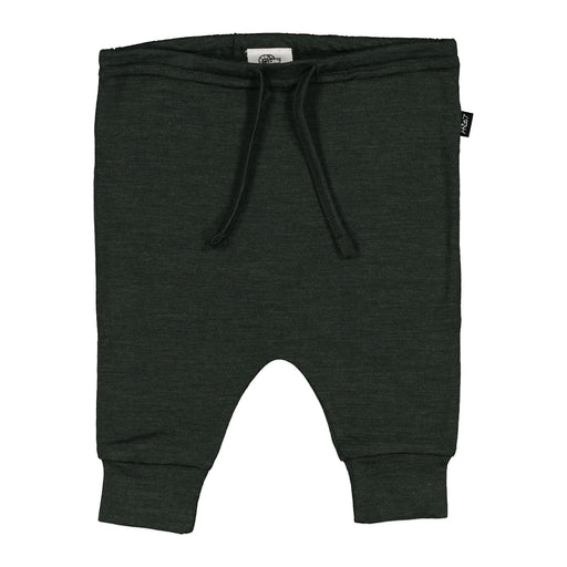 ASHER DROPCROTCH PANT MOSS