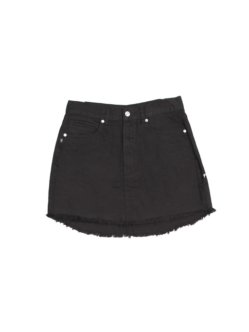 MINI FED WELCOME SKIRT BLACK