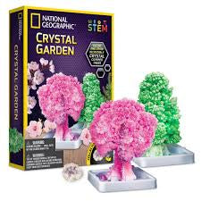 NATIONAL GEOGRAPHIC- CRYSTAL GARDEN