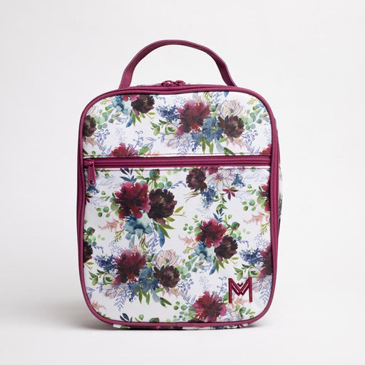 MONTII INSULATED LUNCH BAG - FLORAL