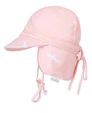 TOSHI BABY SWIM FLAP CAP - PALM BEACH