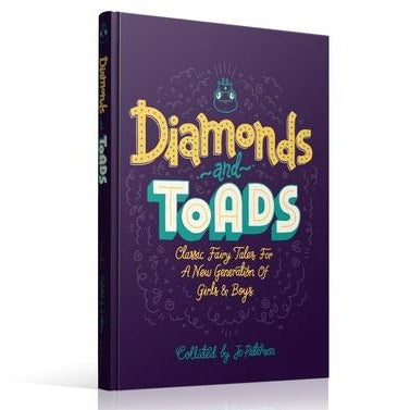 DIAMONDS AND TOADS BOOK