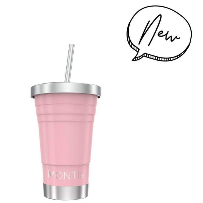 MONTII SMOOTHIE CUP MINI - DUSTY PINK