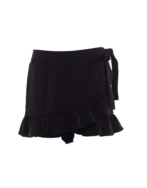 EVE GIRL ALLY SKORT BLACK