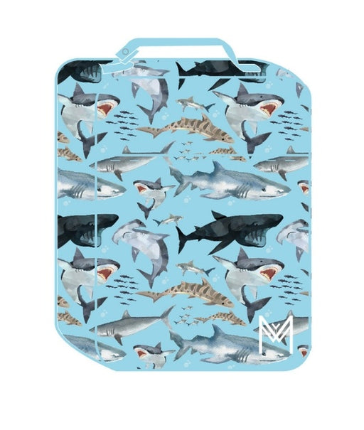 MONTII INSULATED LUNCH BAG - SHARK