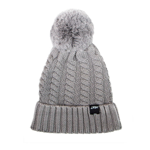 LFOH THICK AS THEIVES BABY BEANIE GREY