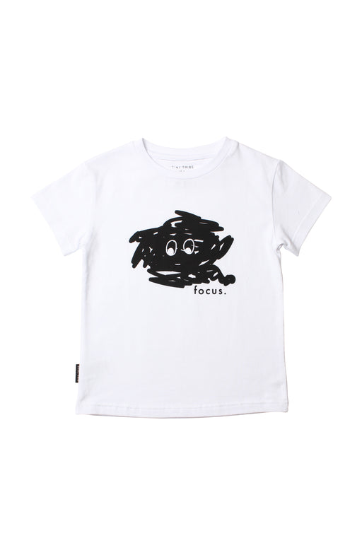 TINY TRIBE FOCUS TEE