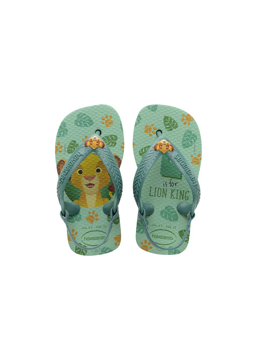 HAVAIANAS BABY CHIC - LION KING