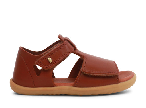 BOBUX STEP UP MIRROR SANDAL - CHESTNUT