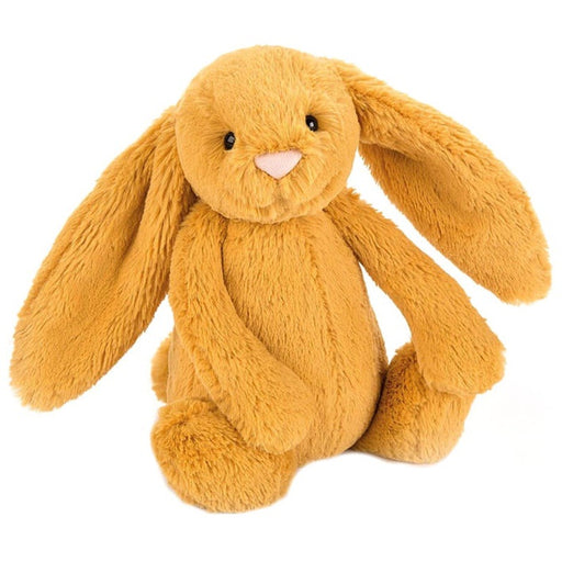 JELLYCAT BASHFUL BUNNY MEDIUM - SAFFRON