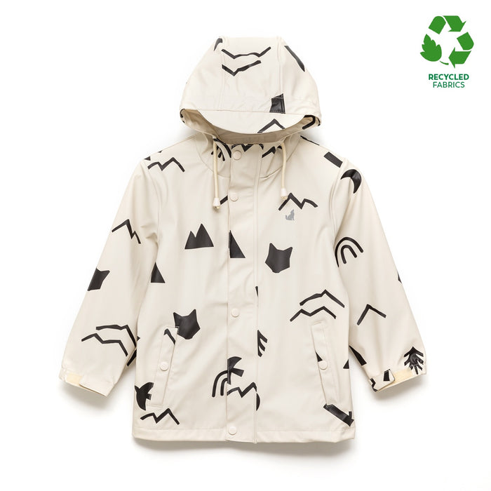 CRYWOLF PLAY JACKET HAPPY CAMPER