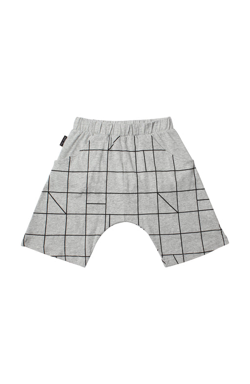TINY TRIBE GEO RELAXED SHORT