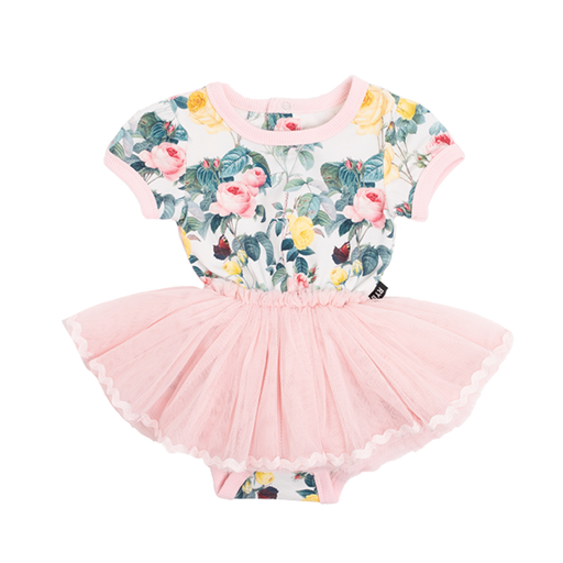 ROCK YOUR BABY A ROSE IS A ROSE CIRCUS DRESS