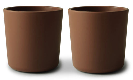 MUSHIE CUPS SET OF 2 - CARAMEL
