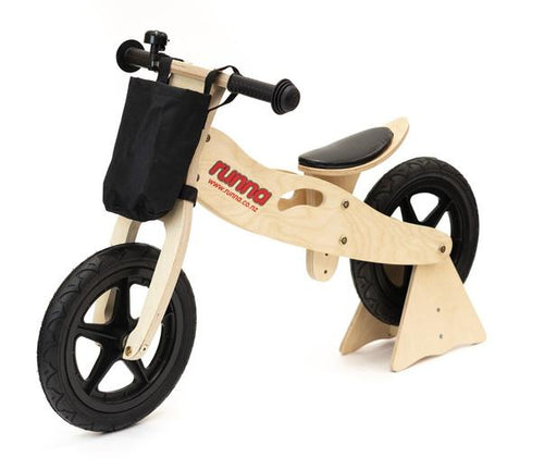 RUNNA BALANCE BIKE - BLACK