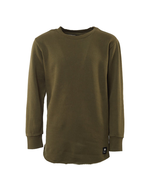 ST GOLIATH BASIC CREW KHAKI