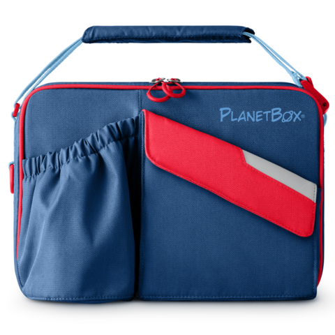 PLANETBOX CARRY BAG - BERRY