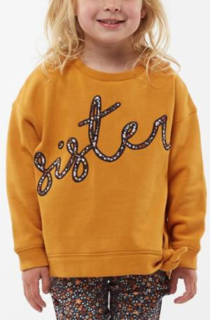 EVES SISTER - SISTER CREW YELLOW