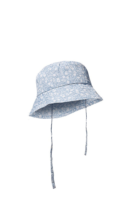 MILKY DENIM SUN HAT CHAMBRAY