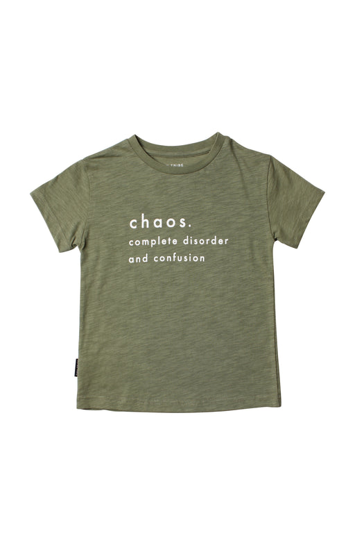 TINY TRIBE CHAOS TEE